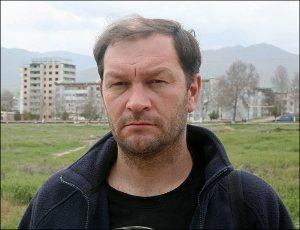 Dmitri Tikhonov