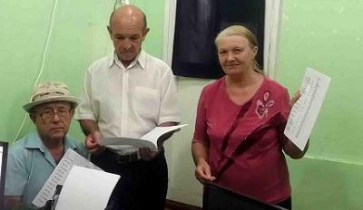 Правозащитник Елена Урлаева Освобождена