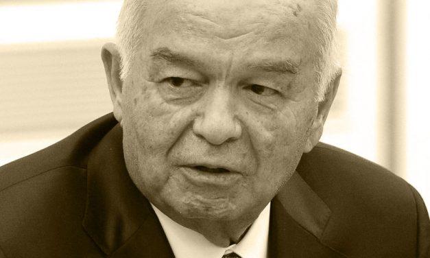 Even in death, Karimov's iron fist squeezes Uzbekistan