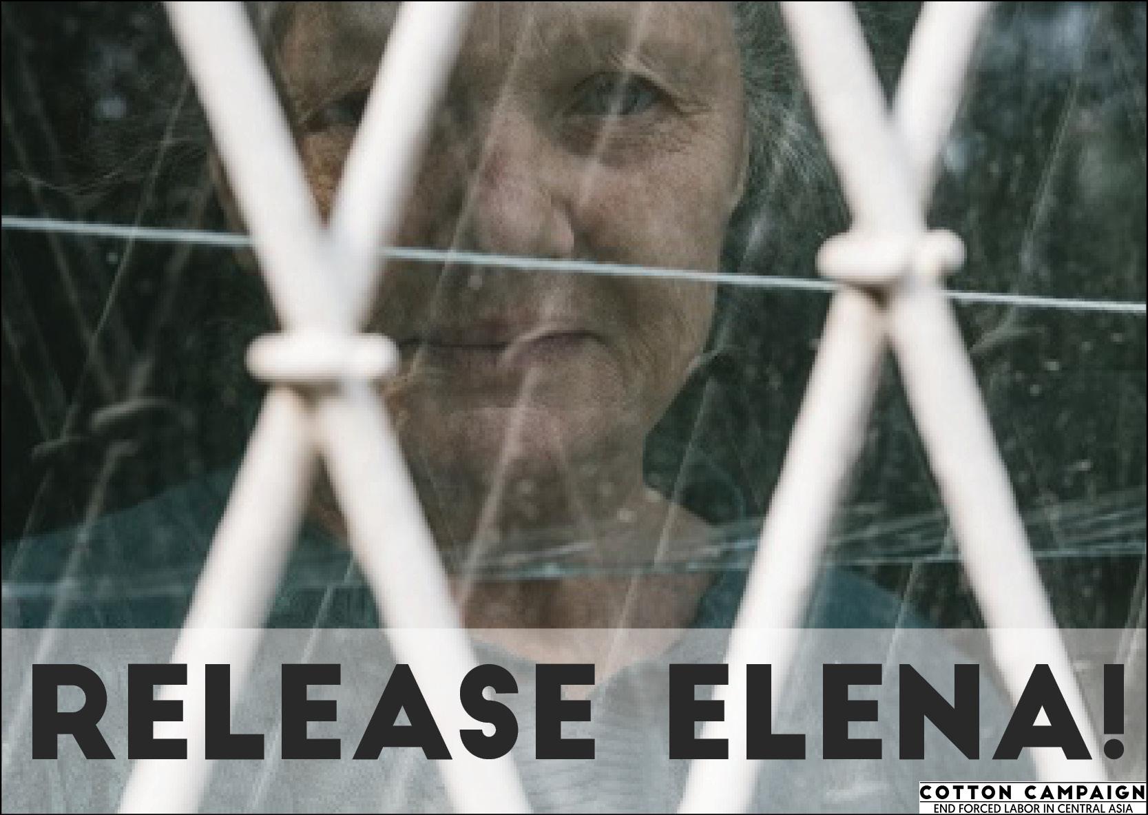 EU Statement on Human Rights defenders Elena Urlaeva and Azam Farmonov
