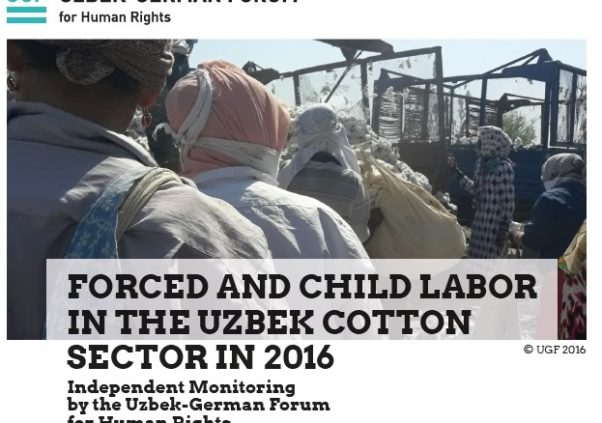NEW: Info Brochure on Forced Labor in Uzbek Cotton Sector
