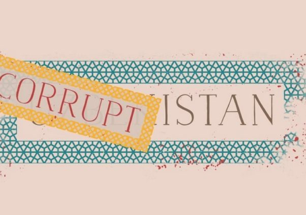 """Corruptistan"" – Of princesses and fraudsters"