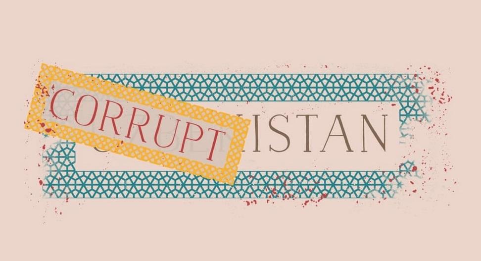 """Corruptistan"" of princesses and fraudsters"