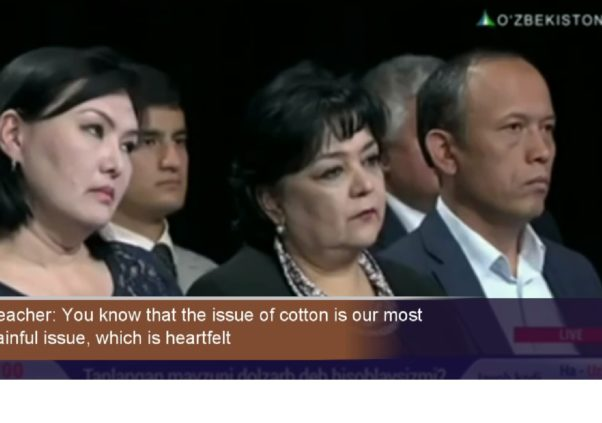 Teachers: Cotton is the most painful issue for us