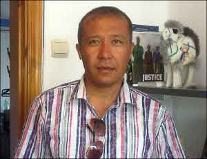 State lifts restrictions on Uzbek human rights defender: Forced labor monitor Uktam Pardaev has terms of his probation lifted in Uzbekistan