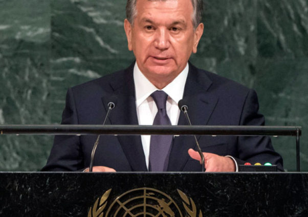 US: Focus on Rights as Uzbek Leader Visits. Congress Should Press for Further Reforms