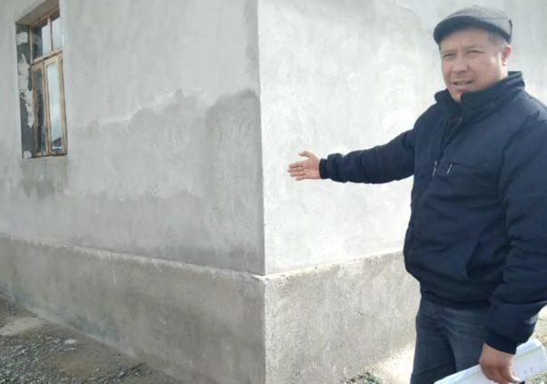 Jizzakh Officials versus Human Rights Activist Uktam Pardayev