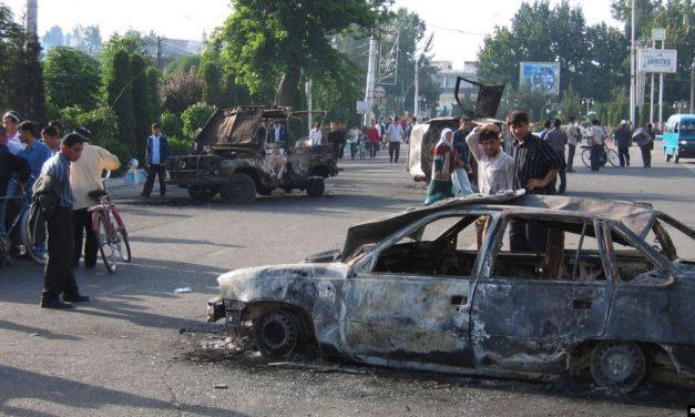 Remembering Andijan