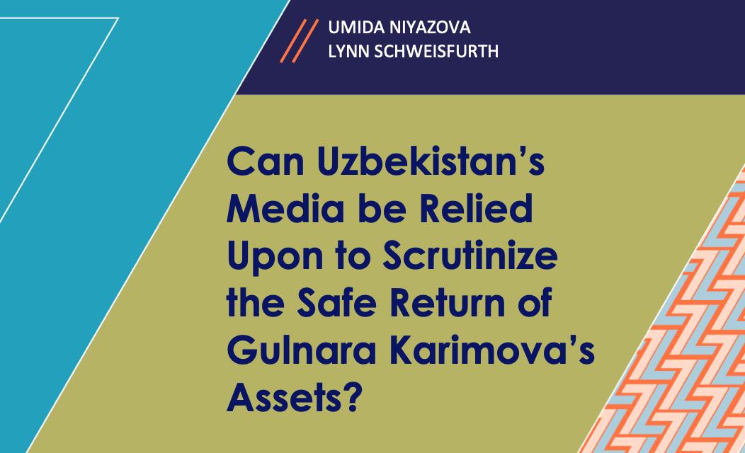 Uzbek Asset Return Network: Special Issue series