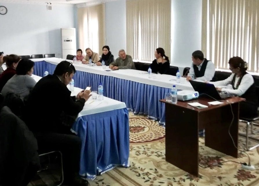 The time for words has passed. Uzbekistan should simplify the rules for registration of NGOs and legitimize civil society voices