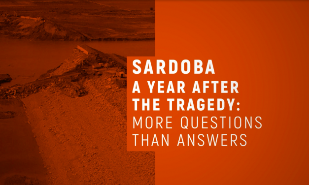 VIDEO – SARDOBA A YEAR AFTER THE TRAGEDY: MORE QUESTIONS THAN ANSWERS